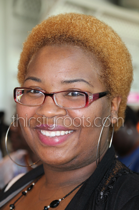 African American Short Natural Hairstyles