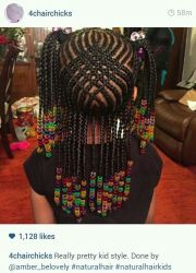 braids kids nice hairstyles