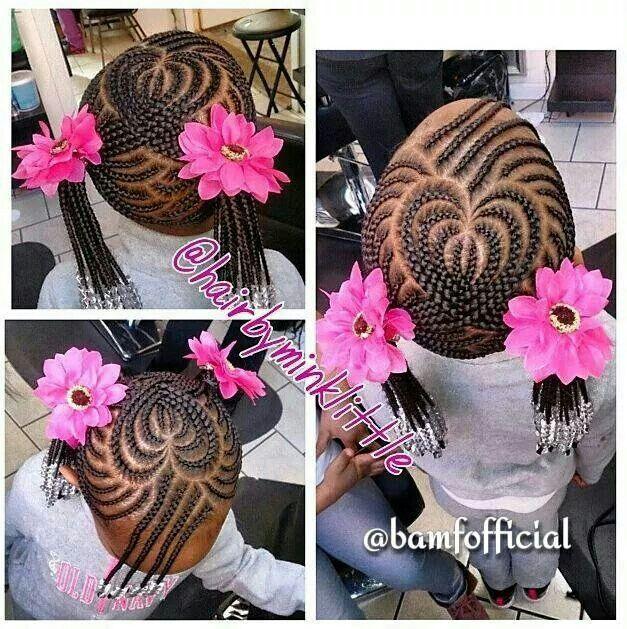braids for kids nice