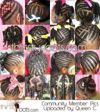 African Hair Braiding Styles For Kids | Find your Perfect ...