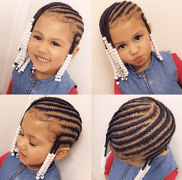 Kids Hairstyles For Little Girls From Braids To Ponytails