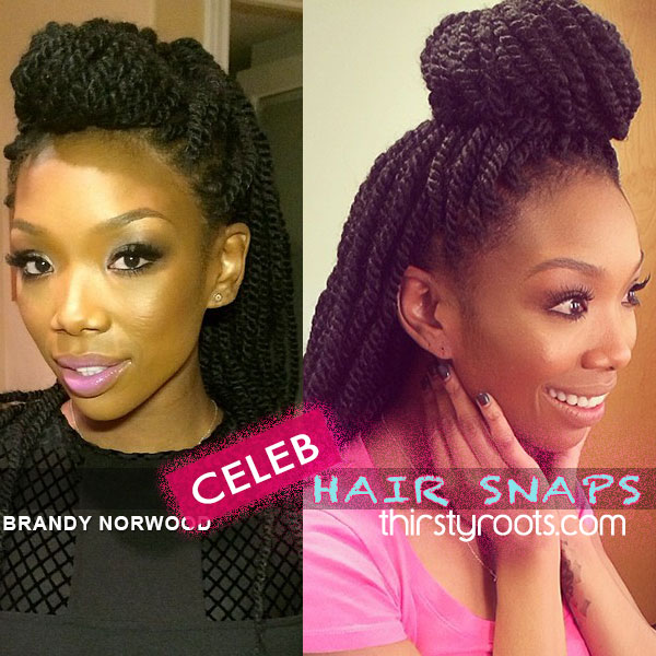 Brandy Marley Twists Braids
