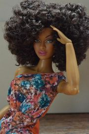 black barbie dolls featured