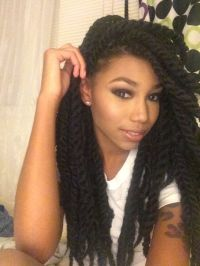75 Super Hot Black Braided Hairstyles To Wear | Hair and ...