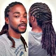 black men dreadlocks hairstyles