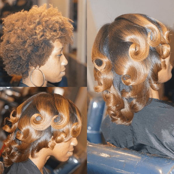 Blowout Hairstyles Thirstyroots Com Black Hairstyles