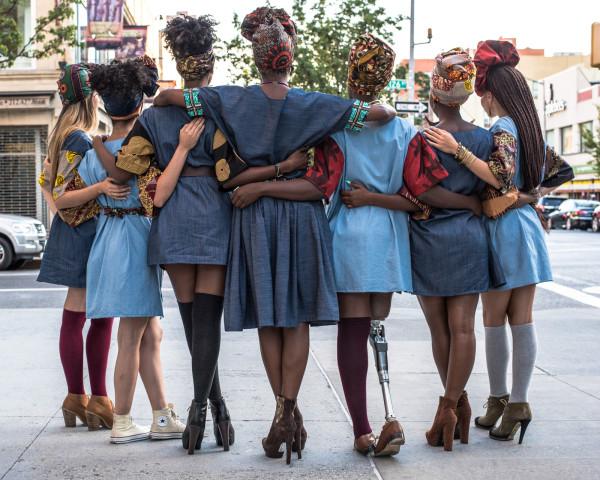 Black women unity
