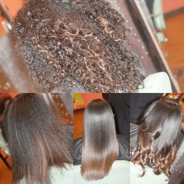 Blowout Hairstyles  thirstyrootscom Black Hairstyles