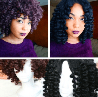 What Type Of Hair Do You Use For Crochet Braids ...