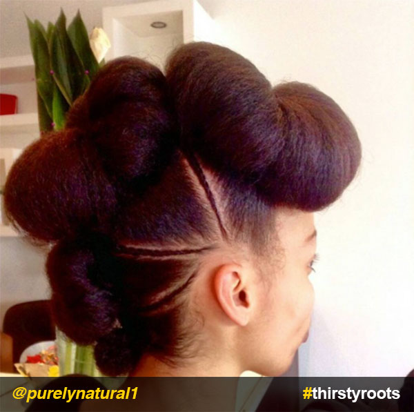 Tuck-and-Rolled-Faux-Hawk-updo
