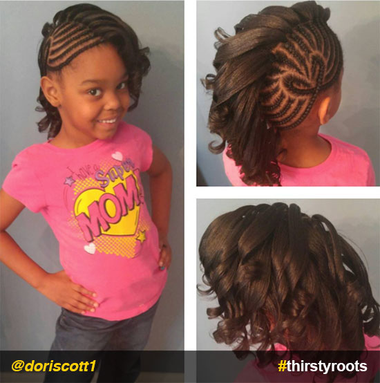 braids-with-curls-natural-hairstyle-for-little-girls