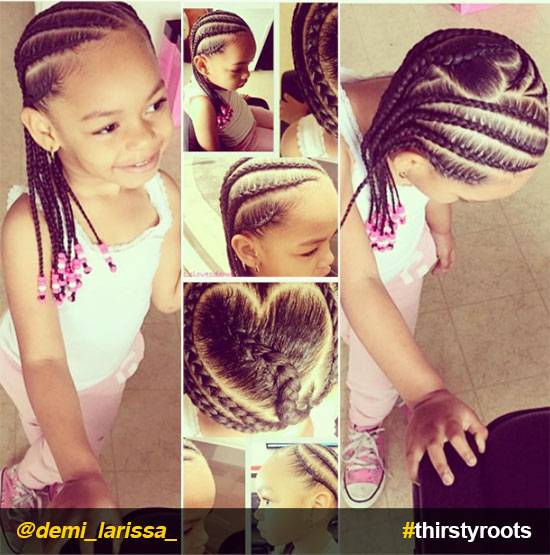 cornrows-braids-with-heart-natural-hairstyle-for-little-girls