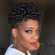 tapered fro hairstyle ideas