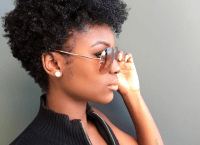 Natural Hairstyles and Black Hair Care | thirstyroots.com