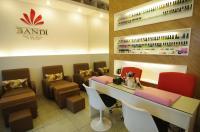 Nail Salon Layout Design