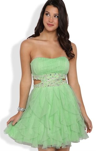 Cute And Flirty Dresses For Your Spring Dance