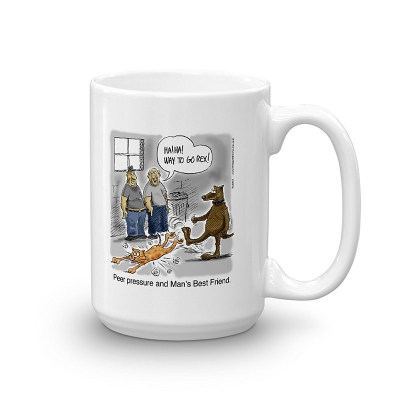 Man's Best Friend Coffee Mugs