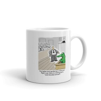cold blooded animal crocodile alligator coffee mug 11oz