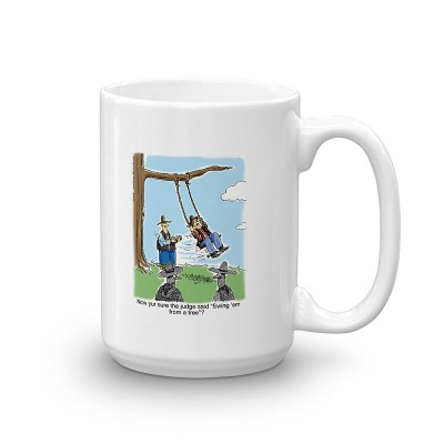 Swing Him From a Tree Coffee Mugs