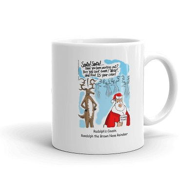 randolph-brown-nose-reindeer-coffee-mug