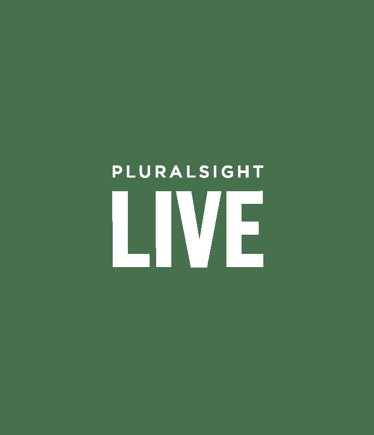"Pluralsight ""LIVE"""