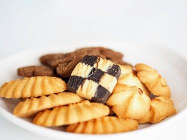 小麦粉で作る簡単クッキー!電子レンジを使ったレシピ