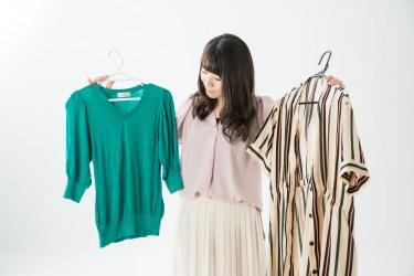 服の片付けと収納のコツ。たたみ方やすっきり収納のアイディア