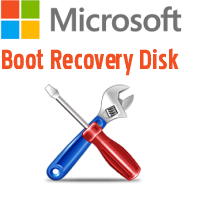 Windows Boor & Recovery Disk