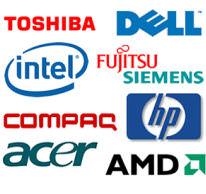 Thirty5Tech Computer Brand Logos
