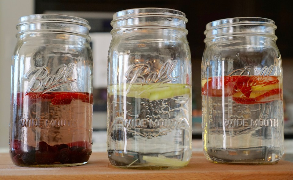 Three ways to drink more water