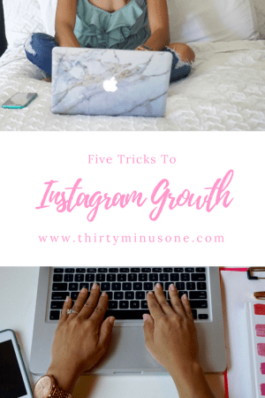 Tip for growing your Instagram