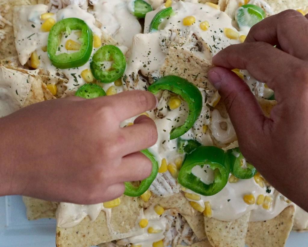 Tex Mex Recipe - Nachos