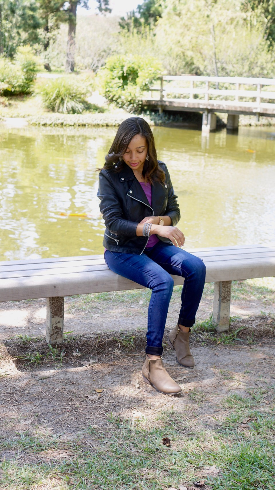 Leather Love – the Perfect Fall Jacket
