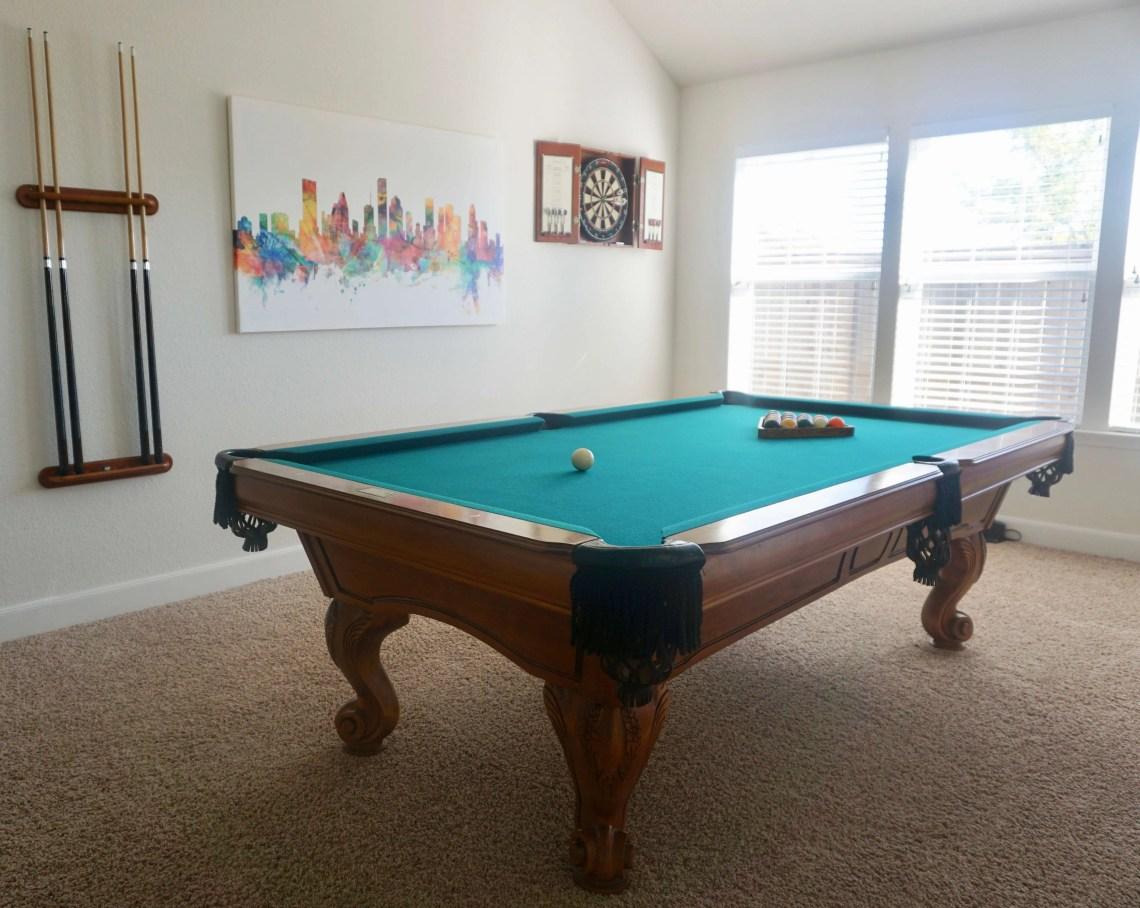 Home Decor, Decor, Home, Canvas, DIY Canvas, Wall Art, Colorful, Houston, Houston Skyline, Texas Decor, Game Room, Game Room Art, How to DIY Canvas
