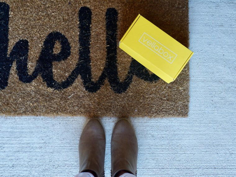 Friday Favorite: Kicking off December with Vellabox