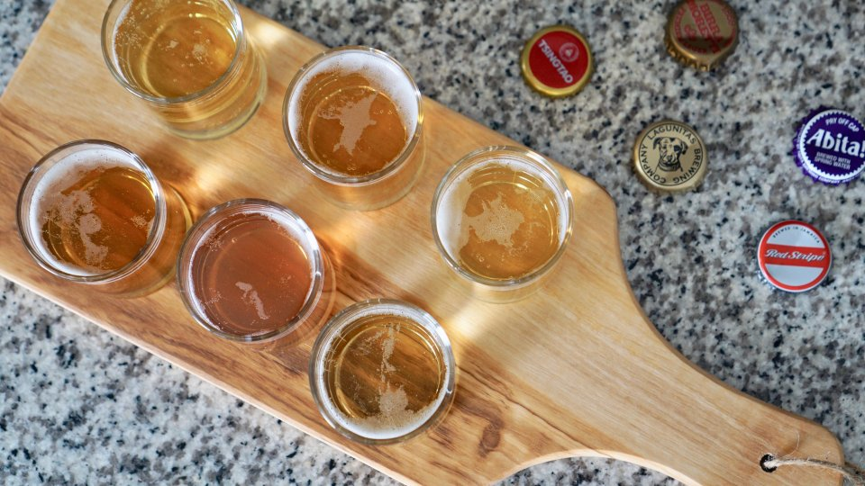 Beer Flights and Fútbol, Six Beers that Pair Well with Soccer Tournaments