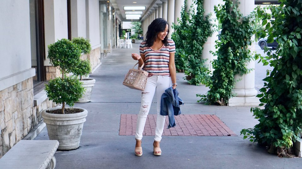 Trendy Thursday LinkUp + Stripes are Always In!