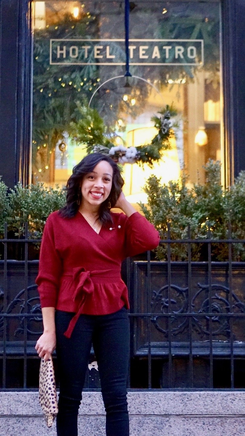 Trendy Thursday LinkUp + A Holiday Outfit Idea