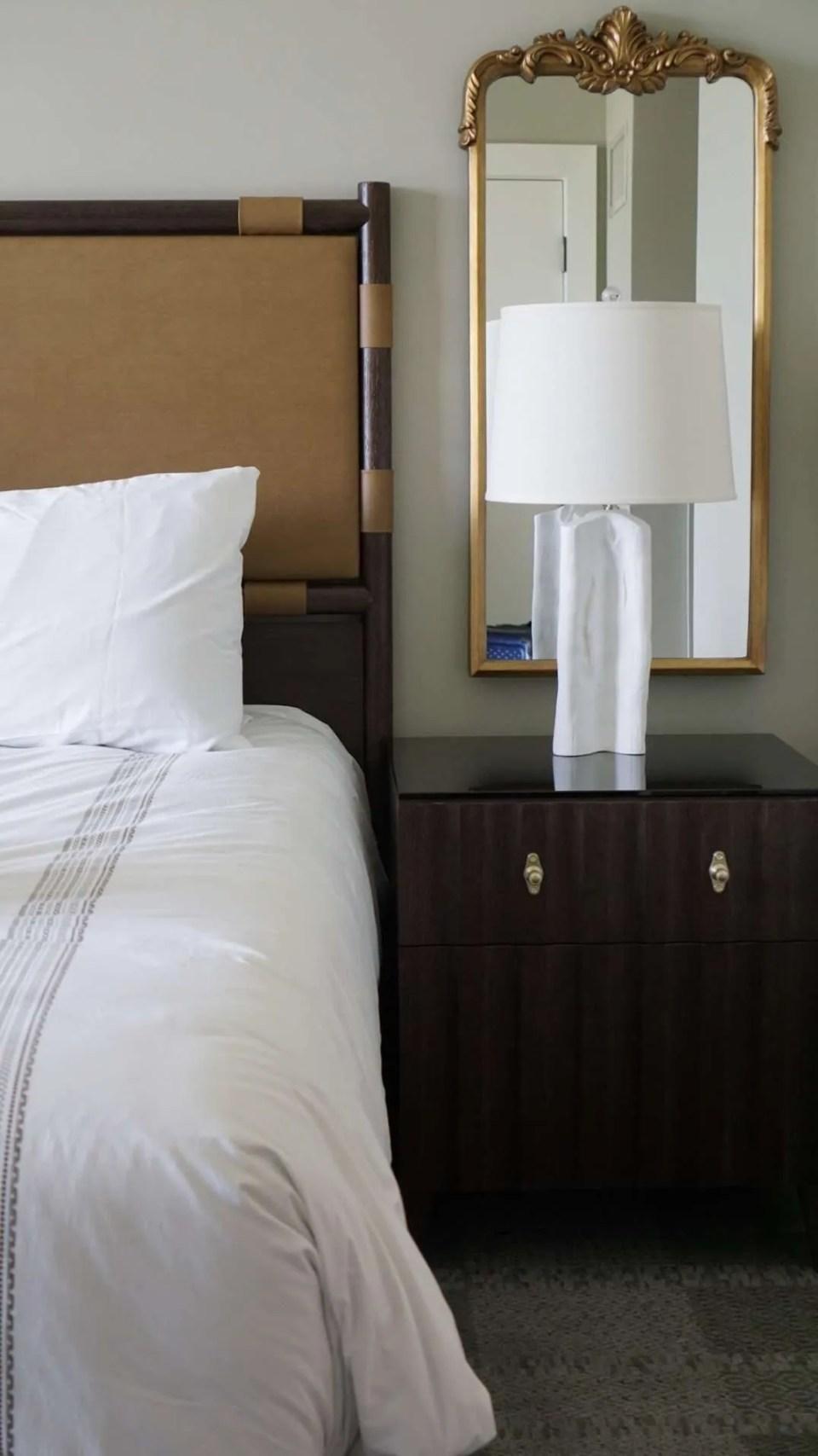 bedroom at the Omni Barton Creek Resort & Spa in Austin