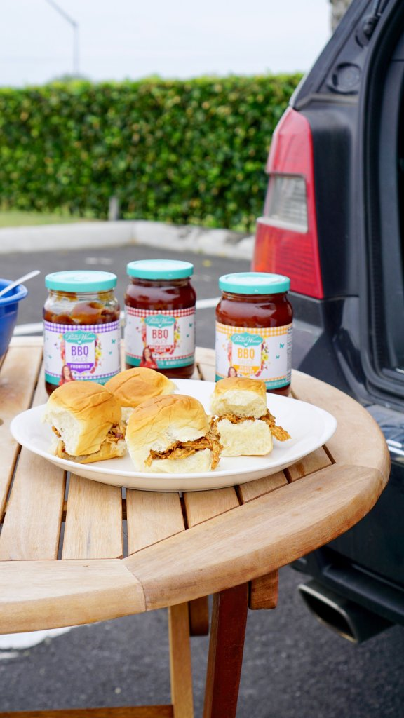 Pioneer Woman BBQ Sauces