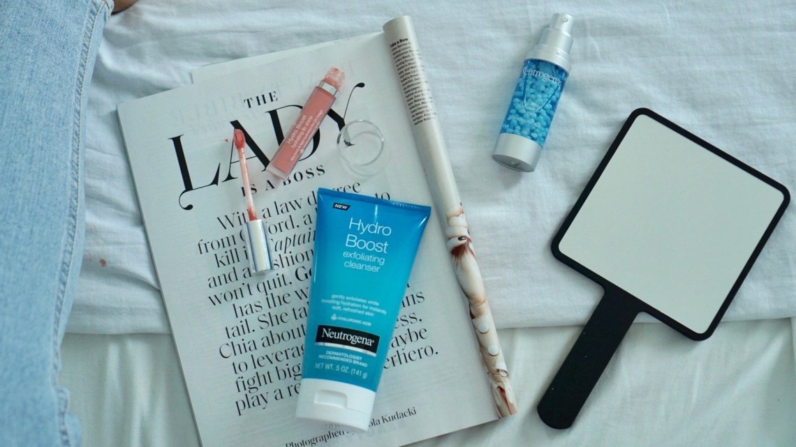 Skincare Routine, Neutrogena, Beauty, Fall, Winter, Skincare, Skin