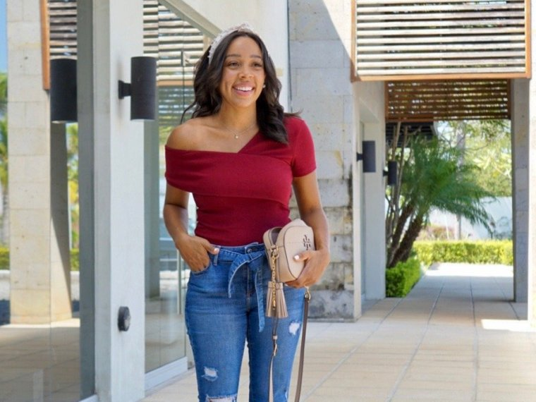 Trendy Thursday LinkUP + One Shoulder Styles You Can Dress Up or Down