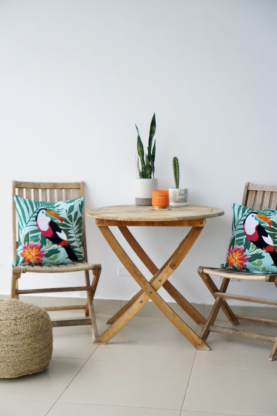 Patio Refresh with Summer Finds from Walmart Home