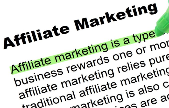 affiliat marketing