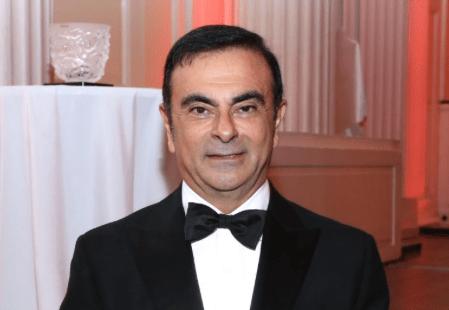 Carlos Ghosn | 2017 Pilier d'Or
