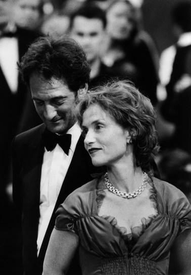 Vincent Lindon, Isabelle Huppert (c) Stéphane Kossmann