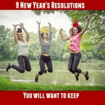 9 New Year's Resolution Idea's