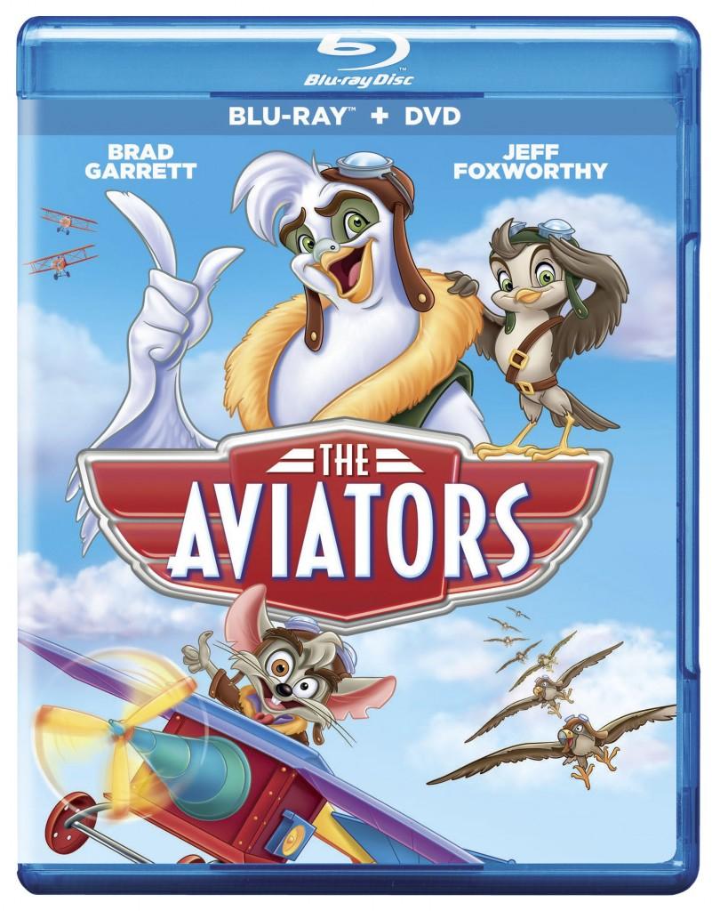 The Aviators Blu-ray 2D
