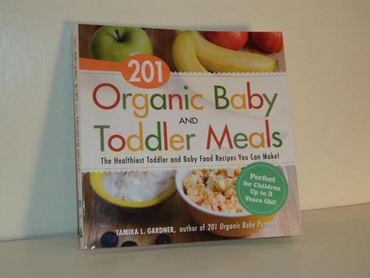 201 Organic Baby & Toddler Meals