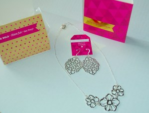 Finishing Touches with Foxy Jewelry + Giveaway